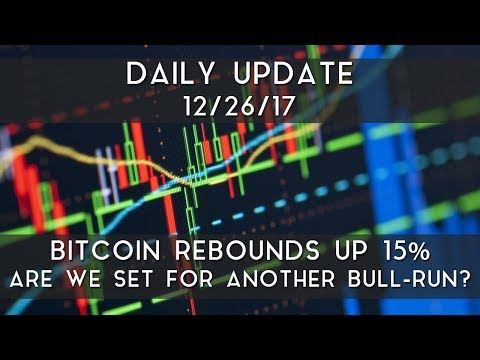 Daily Update (12/26/17) | Are we setting up for another bull-run?