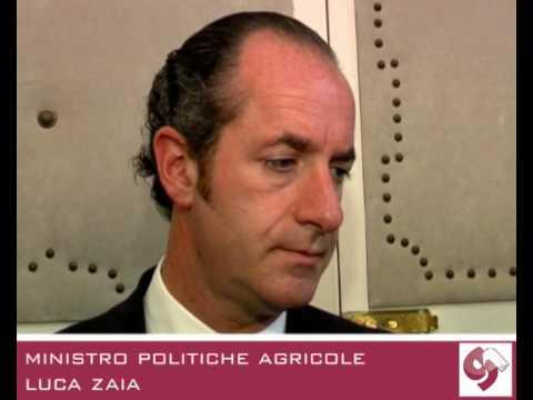 Intervista al Ministro Luca Zaia sull'ippica