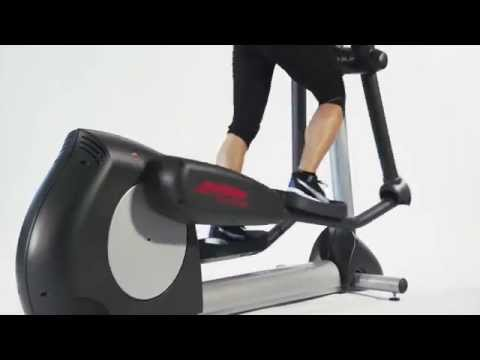 video Life Fitness Club Series Elliptical Cross-Trainer