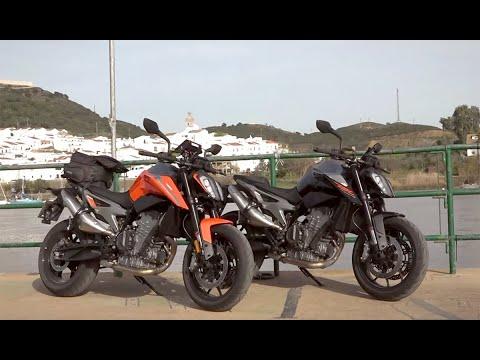Motosx1000: Test KTM Duke 790 Limitada A2