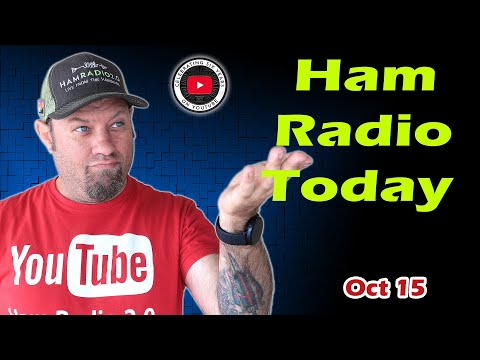 Ham Radio Today - Events and Shopping Deals for October 2021
