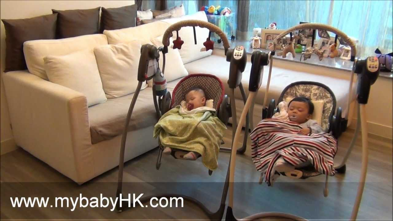 Best Baby Swing The Graco Swing And Bouncer 2 In 1