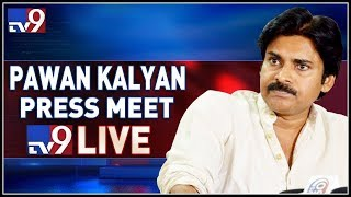 Pawan Kalyan Press Meet LIVE..
