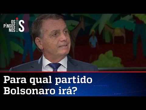 Bolsonaro volta a falar na possibilidade de ir para o PP