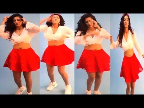 Anchor Vishnupriya latest dance video wins hearts