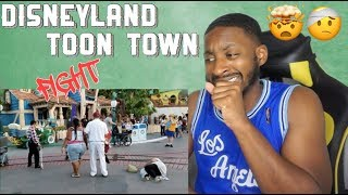 Disneyland Fight July 2019 Toon Town. Graphic Violence | REACTION!!!