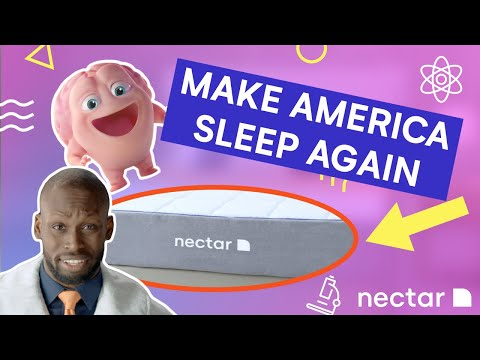 Make America Sleep Again | Nectar Mattress