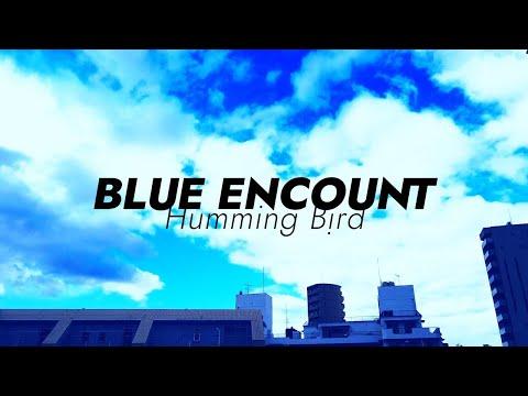 BLUE ENCOUNT 「ハミングバード」(Lyric Short Video)【TVアニメ『あひるの空』オープニングテーマ】