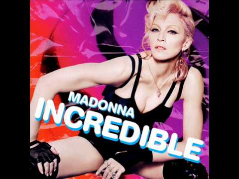 Madonna Incredible (DirtyHands Alternate Album Version)