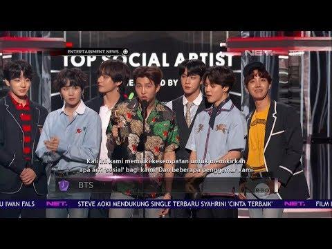 Recap Gelaran Billboards Music Awards 2018