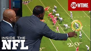 Ray Lewis Explains How the Colts Stopped Patrick Mahomes | INSIDE THE NFL | SHOWTIME