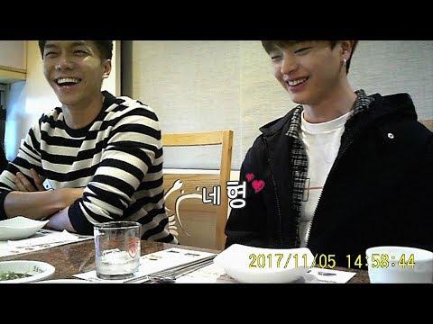 SBS [집사부일체] - 티저1 (이승기와 육성재의 수줍수줍한 만남)