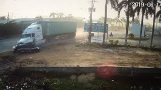 Toàn cảnh tai nạn thảm khốc khiến 5 người chết ở Tây Ninh
