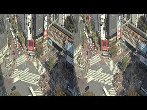 The 24/7 TOKYO (4k Stereo 3D film)