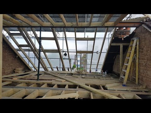 LOFT CONVERSION in 10 minutes!