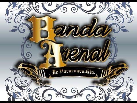 El Amor Mas Grande  Banda Arenal 2014