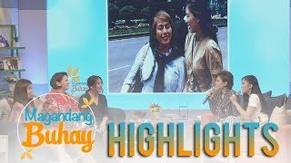Magandang Buhay: Alex Gonzaga's ways of pissing Mommy Pinty off