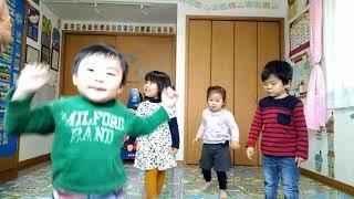 Morning circle time dance time