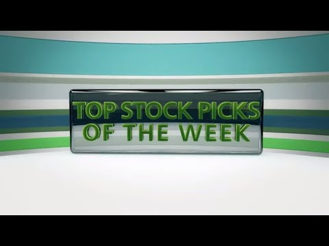 Top Stock Picks for the Week of Apr 22, 2019