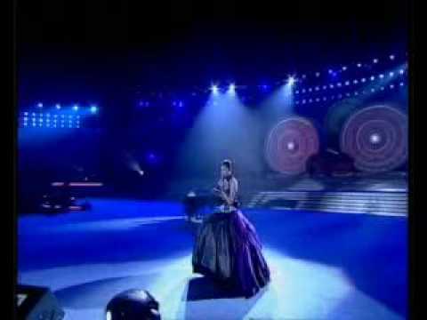 梅艳芳:99南宁国际民歌艺术节