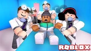 ESCAPE THE EVIL HOSPITAL IN ROBLOX
