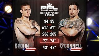 PFL Full Fight Friday: Sean O'Connell vs. Dan Spohn