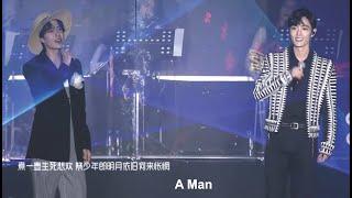 Hát live  - Concert Trần Tình Lệnh ở Nam Kinh 02-11-2019 - Tiêu Chiến - Vương Nhất Bác
