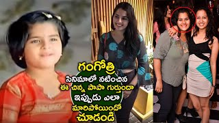 Gangotri movie child actress shocking transformation then ..