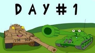 World of Tanks Daily | День 1 | VK 30.02 (D)