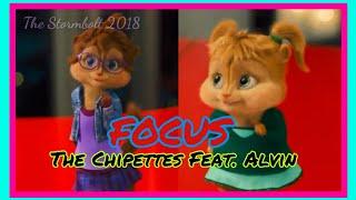 💜\\\The'Chipettes ~ F-O-C-U-S Feat. Alvin///🎶