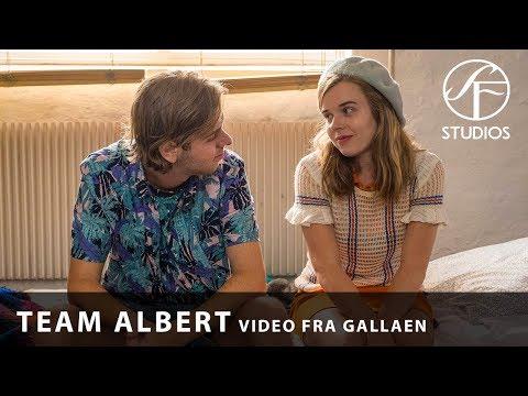 Team Albert - Gallapremiere med Albert Dyrlund, Bro og mange flere!