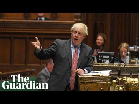 Boris Johnson takes PMQs and Matt Hancock addresses MPs on Coronavirus Act – watch live