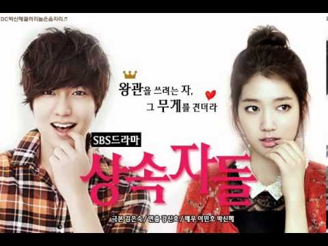 06. Love Is... (Acoustic ver.) -- 박현규 The Heirs 繼承者們 OST