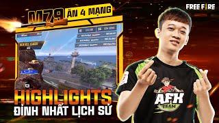 AFK Phú Đại M79 ăn 4 mạng   TOP Highlights Đỉnh Nhất Lịch Sử ĐTST