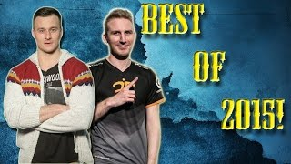 PASHABICEPS & OLOFMEISTER BEST COMEDY SHOW MOMENTS OF 2015!