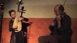 Liu Fang - Liu Fang and Malcolm Goldstein: Improvisation