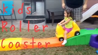 Step 2 Up and Down Roller Coaster - Kids games