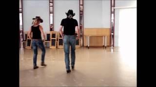 copperhead road line dance.wmv