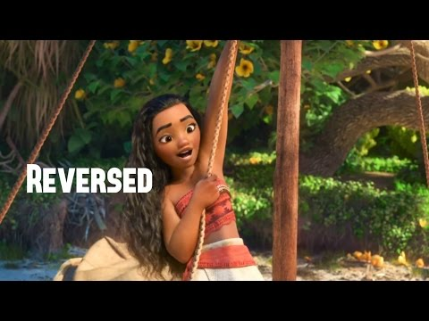 Auli'i Cravalho - How Far I'll Go from Moana (Reversed)