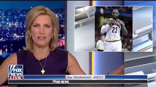 'Shut up and dribble' — Fox News's Laura Ingraham to LeBron and Kevin Durant