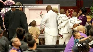 Kenneka Jenkins Laid To Rest, Family Continues To Demand Answers