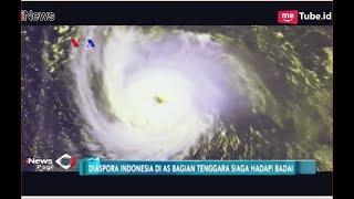 KBRI Washington Peringatkan WNI Siaga Bahaya Badai Florence - iNews Pagi 14/09