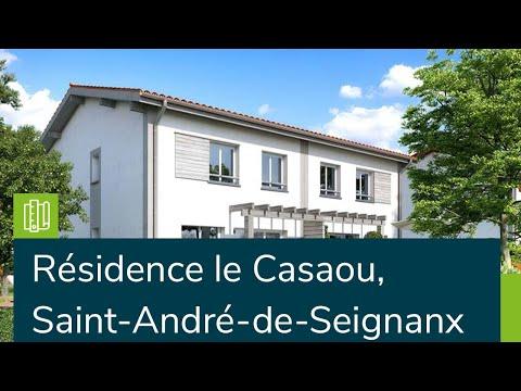Résidence Le Casaou à Saint André de Seignanx - Bouygues Immobilier