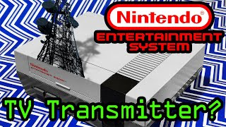 Why Is Your NES A TV Station? (That's Weird)