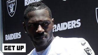 Antonio Brown's Twitter search for a helmet pays off   Get Up