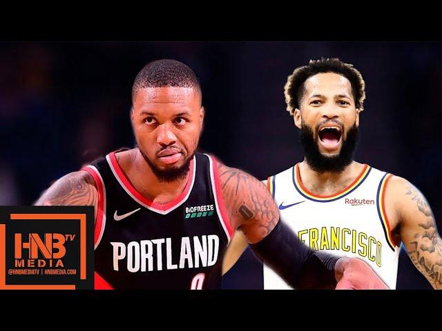NBA/賽前放話要教訓勇士新秀 拓荒者大將反被「打臉」