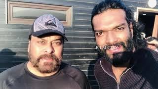 Sye Raa Narasimha Reddy Making Video- Chiranjeevi..