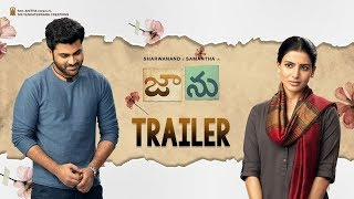 Jaanu Trailer- Sharwanand, Samantha..