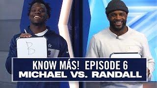 Know Más: Michael Gallup vs. Randall Cobb   Dallas Cowboys 2019