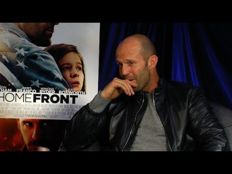 Jason Statham Interview - HOMEFRONT - This Is Infamous - YouTube
